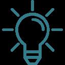 icone ampoule communauté de commune cc4r