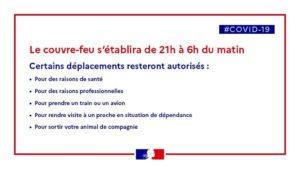Couvre-feu Seine-Maritime