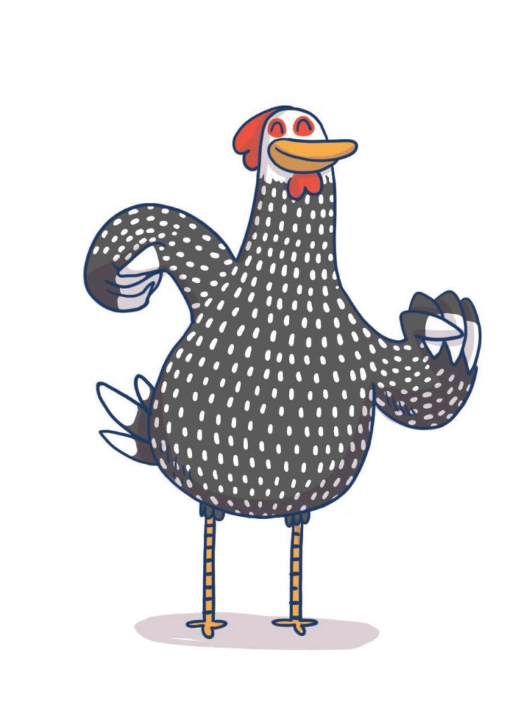 poule du sieom