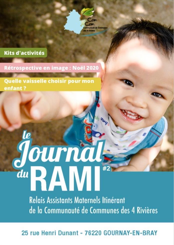 couverture du journal du rami 2