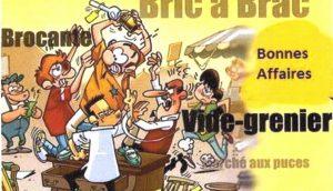 Brocante Vide-Grenier : le 13 juin à Gancourt-Saint-Étienne
