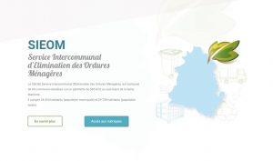 Nouvelle rubrique Sieom, le site Internet de la CC4R évolue!